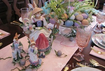 He is Risen!  Easter and Spring Decorating Ideas / by Katherine Lipton