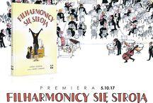 Filharmonicy się stroją