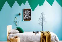 The Great Outdoors / Nursery/Kids decor