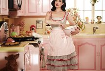 Retro Housewife / by Stephanie Danis