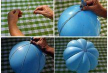 Creazioni con il palloncino
