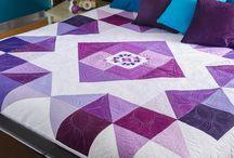 Квилт фиолет