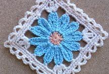 tipos de flores a crochet