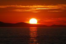 Folt naplemente