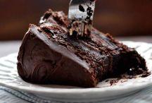 Baking / Cakes, taarten etc