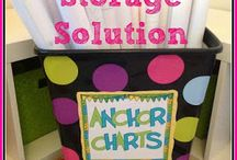 Classroom Decor & Ideas