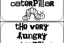 Topic: The Very Hungry Caterpillar