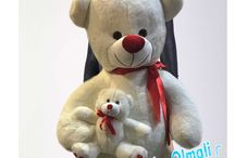 Peluş Oyuncak Anne Ayı Yavrulu Sevimli Ayıcık 110 cm Hediyecik.com.tr Online Oyuncak Hediye Alışveriş 7/24 Sipariş 0212 325 24 25