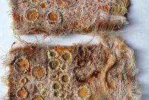 textilní umění (fiber art)