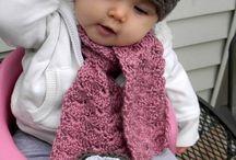 Шапки-шарфы, варежки-носки