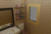 Baño / Aquí añadire todos los renders de baño que vaya haciendo