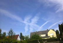 doar nori / ceva frumos pe cer