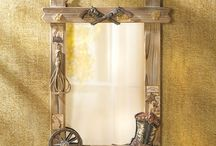 rustic home decor / by Angela Knittel