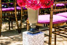 Pink Wedding Ideas / by KevinJewelers
