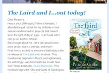 Patience's newsletter...in case you missed one! / by Patience Griffin