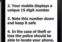 Cellphone notes