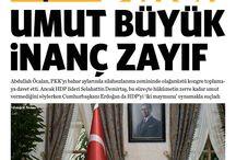 2015 Mart - Manşetler