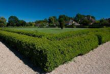 Garden design in England