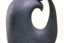 keramické objekty