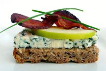 open sandwich danish