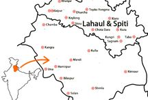 Lahaul & Spiti Valley Road Trip - 2015 / A drive to Lahaul – Spiti in the high altitude Himalayan region of Himachal Pradesh is a must do in the life of any traveler.