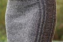 Šití, pletení