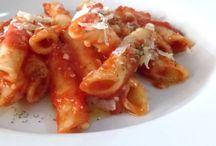 Primi Piatti del mio blog / Questi sono i primi piatti che trovate nel mio blog In Cucina con Sissi