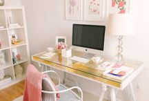 Makeup/Office Room / by Ava Rollins