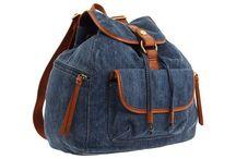 Сумки,рюкзаки и кошельки / Сумки и рюкзаки из старых джинсов, и не только
