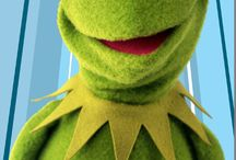 Kermit the Frog <3 / by Kelly Richter