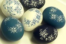 Easter Eggs / Easter eggs from all over the world! Crafty projects and inspiration.