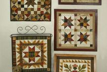 Minature Quilts