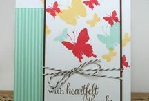 PTI Beautiful Butterflies/Butterfly Dreams / by Linda Edwards