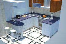 decoración cocina