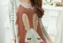 Pullovers / by Prelel Yu