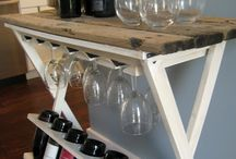 D. Design for/with Wine / Design for Wine. / Design of the wine display elements.