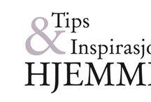 Tips og inspirasjon