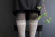 Sukat/Socks / Sock patterns, inspiration, mostly knit socks