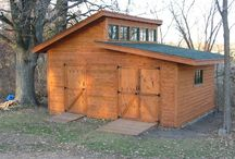 Shed ideas / by East Park