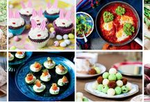 PERFECT EASTER RECIPES / What better way to celebrate with your loved ones than with delicious, nutritious food?! Here are our favourite Easter recipes.