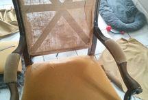 refaire un fauteuil