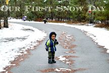 Kiddos in Winter