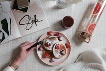 Alba Flatlays / Styling, fashion, blogger