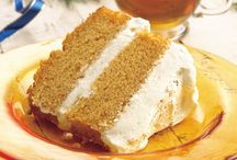 Dessert recipes / by Pam St Lawrence
