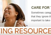 AARP #CareSupport Caregiving Campaign / by Ananda Leeke