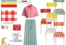 Style Idea by Les Gambettes ;) / Fashion and Decoration Mix'n'Match