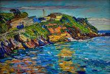 Kandinsky / paisaje