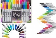 Fine Point Permanent Markers Pack