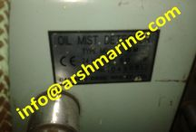 Reconditioned Ship Spares / If you are looking for Reconditioned Ship Spares and Used Ship equipment then  We can provide you used Machinery a lots of make and models www.arshmarine.com