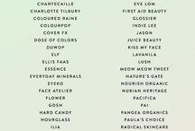 cosmetici e prodotti amici degli animali